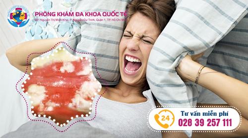 bệnh sùi mào gà cổ tử cung và cách điều trị