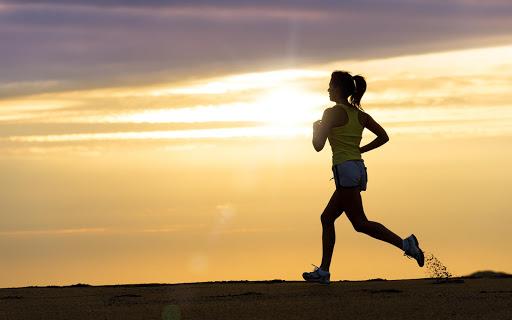 Tập thể dục tốt cho sức khỏe, điều hòa kinh nguyệt