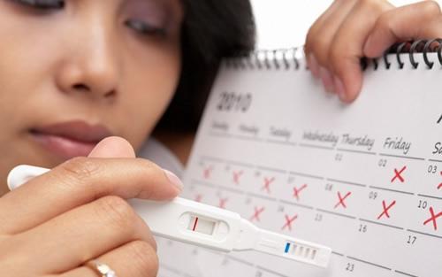 chậm kinh 10 ngày có phải là dấu hiệu của mang thai