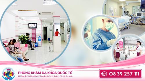 địa chỉ khám phụ khoa tốt tại TP HCM