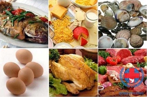 yếu sinh lý nên ăn gì để cải thiện bênh