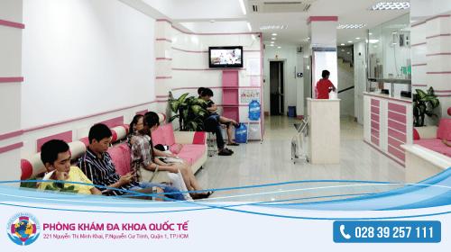 địa chỉ chữa viêm lộ tuyến cổ tử cung tại tphcm