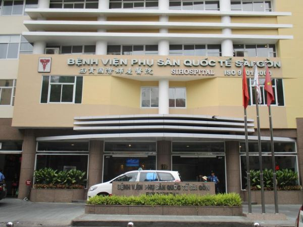 Khám sản phụ khoa bệnh viện phụ sản quốc tế sài gòn