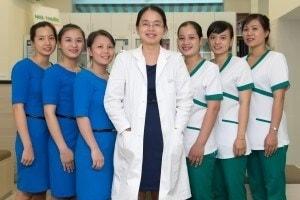 Phòng khám phụ khoa bác sĩ Ngọc Lan